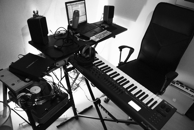 Best Recording Studio Setup|Laptop Studio Setup|How To Record Your Own Music|What I Need To Record Music At Home